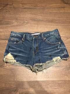 🚚 搬家出清 根本全新 女牛仔短褲