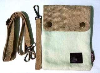 sling bag, tas selempang, dompet