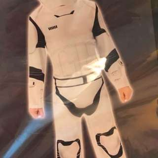 Stormtrooper children costumeS