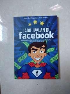 Best Seller! Buku Jago Jualan Di Facebook