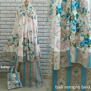Mukena Bali Balerose Rempel