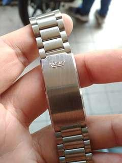 Vintage Fortis watch bracelet 18mm