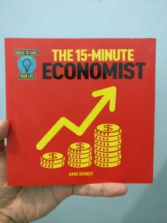 The 15-Minute Economist by Anne Rooney