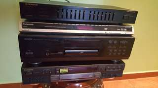 DVD PLAYER/ VCD PLAYER