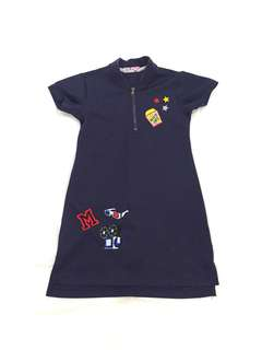 Seed Girls Dress 3Y