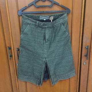 Bossini Jeans Skirt