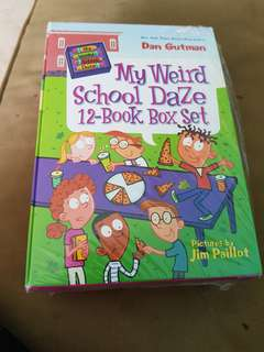 My Weird School Daze - Dan Gutman