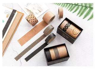 [Ready Stock] Craft Paper Tape