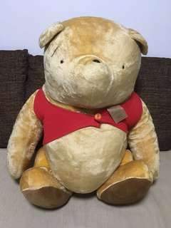Collectors Pooh Bear