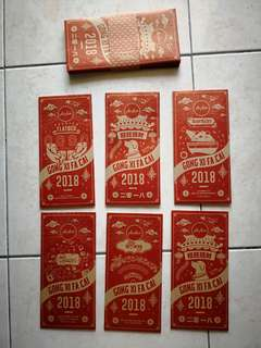 AirAsia 2018 Red Packet / angpow