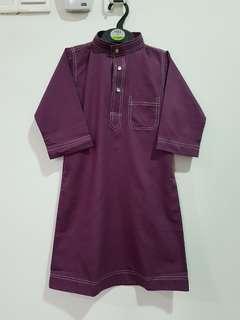 Baju Melayu [Jubah]