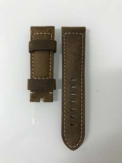 Panerai OEM calf assolutemente leather strap