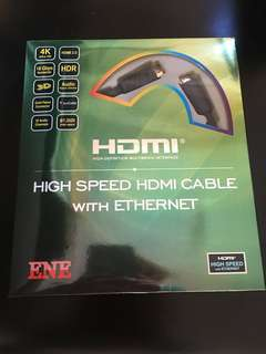 HDMI High Speed Cable (2m)