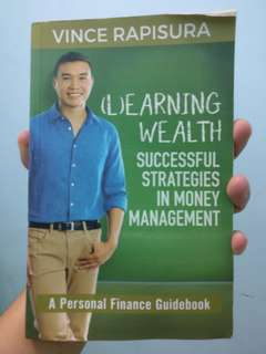 Learning Wealth by Vince Rapisura