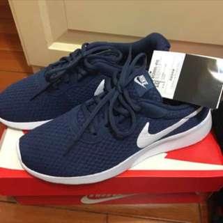 🚚 全新 Nike Tanjun 24.5 深藍色