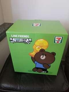 Line 熊大7仔世界杯錢箱