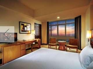 Genting resort world hotel deluxe room