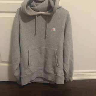 Grey Champion Sweater (M) worn only a few times!