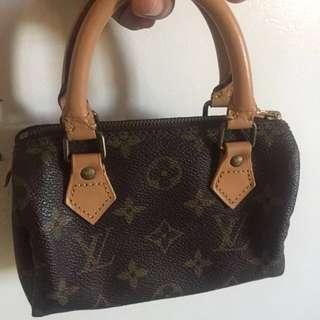 Louis Vuitton Mini Sac HL