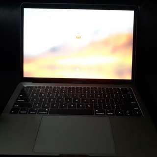 Macbook Pro 2018 Space Gray 218GB Ex Ibox