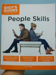 People Skills by Casey Hawley
