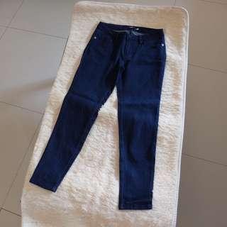 Oxygen Denim Pants