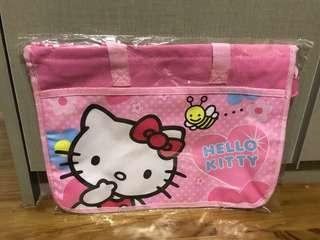 Brand New Art / Books - Carrier / Bag / Folder : Tsum Tsum / Hello Kitty
