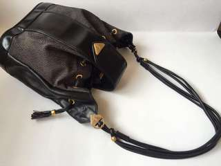 Authentic Vintage Yves Saint Laurent Bucket Bag