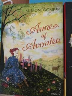 Anne od Green Gables Anne of Avonlea and The Neverending story