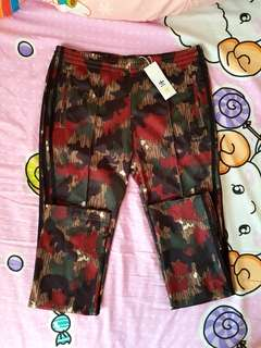 Brand New Adidas x Pharrell Multicolour Camo Track Pants.