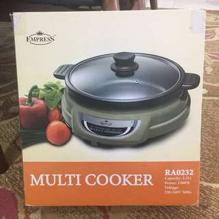 Multi-purpose cooker