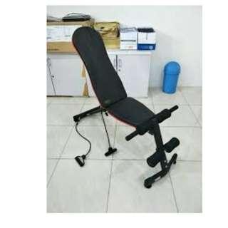 Adjustable Bench Press Sit Up 3 Gerakan 3 in 1