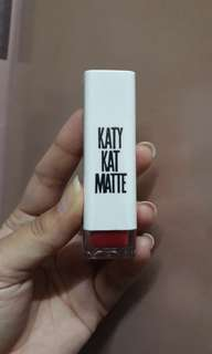 Katy Perry Matte Cover Girl Matte Lipstick Marron Meaw