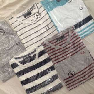 Fred Perry tshirts for sale