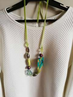 Necklace for casual or corporate events