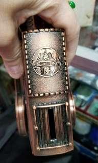 古董銅錢箱