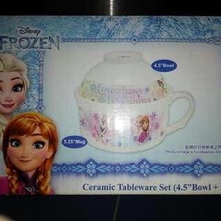 Frozen魔雪 食具