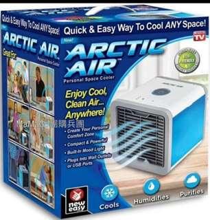 美國 🇺🇸 Arctic air 小型冷風機