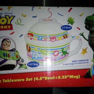 Toy Story食具