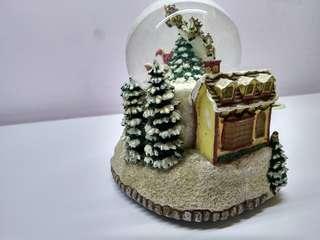 Christmas decoration collection artwork