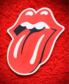Rolling Stone 'Lips & Tongue' Special Edition mousepad