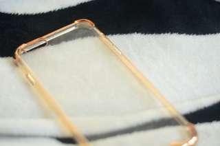 Iphone 6/s Plus Case Gold