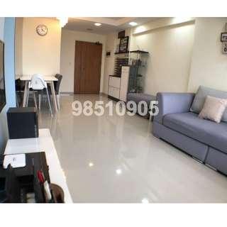 [Casa Clementi] Blk 420 Clementi Avenue 1, 4 Rooms Flat For Sale