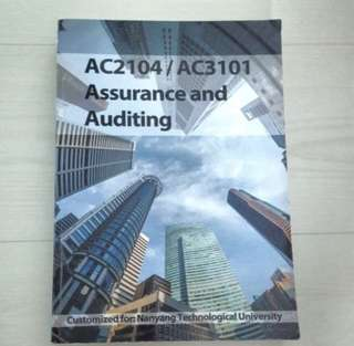 AC2104 Assurance and Auditing