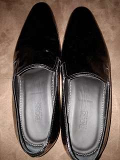 HUGO BOSS CASUAL LOAFERS SHOES 40 FIT 41
