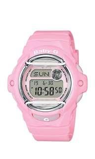 Preorder Casio Baby-G Pastel Color Series Pastel Pink Resin Band Watch BG169R-4C BG-169R-4C