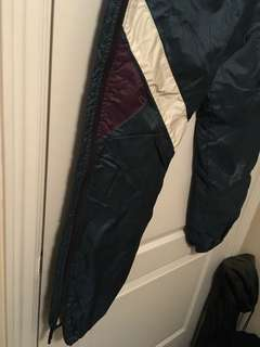 Windbreaker Pants w/ zippers on side