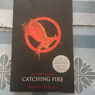 Hunger Games (Catching Fire) by Suzzane Collins