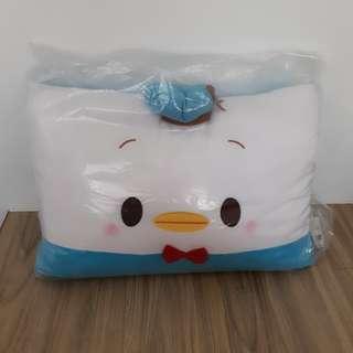 【Toreba】日本正版景品 唐老鴨枕頭