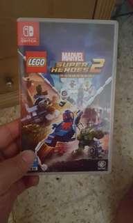 Lego marvel superhero 2